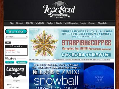 横浜LOCOSOUL Online Shop